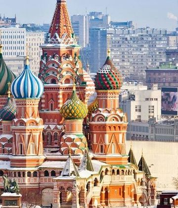 Moscow Kremlin and Red Square Private Tour