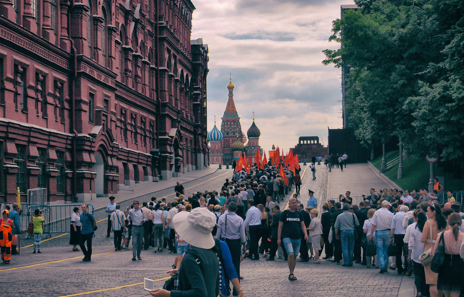 MOSCOW MUST-SEE'S TOUR
